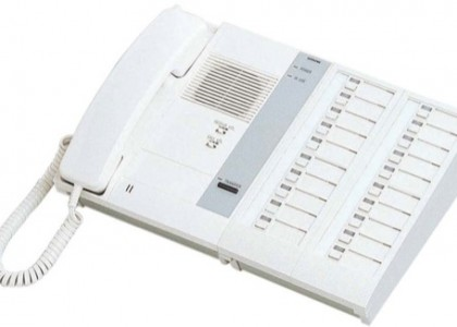 TC-M: Internal Telephone Type Intercom System