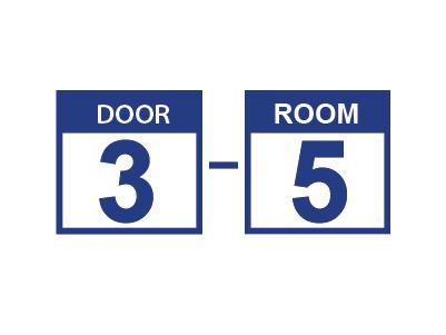 Door 3 - Room 5 - Aiphone UK