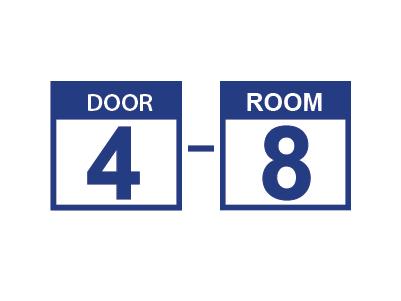 Door 4 - Room 8 - Aiphone UK