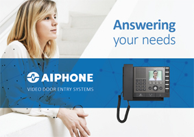 Ten very good reasons to choose Aiphone UK