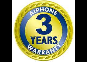 3 Year Warranty - AIPhone