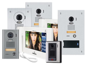 JP-Series-7-Inch-Touchscreen-Intercom-with-Room-to-Room-Communication- Aiphone UK