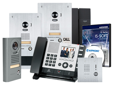 IS-Series-Flexible-Hardwired-Intercom-with-IP-Capability - Aiphone UK