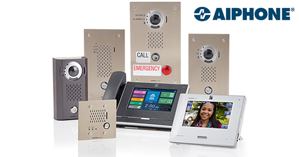 Literature - AIPHONE UK - Audio, Video & IP Intercoms on